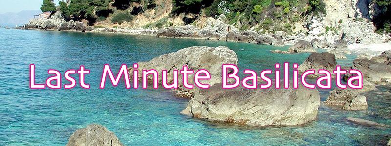 Offerte Last Minute Basilicata